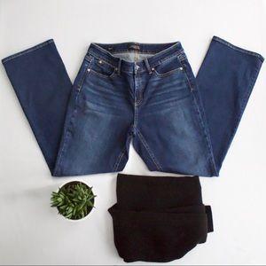 Talbots Bootcut Curvy Jeans Petites